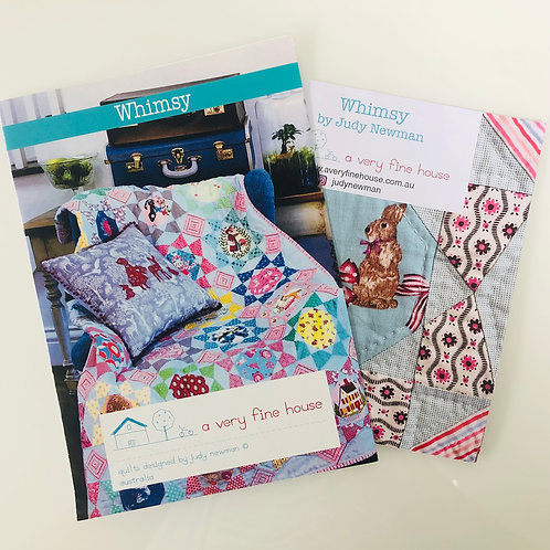 Whimsy Pattern and Template Set