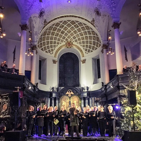 17 Dec - St Clement Danes
