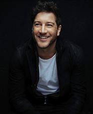 Matt Cardle, smiling