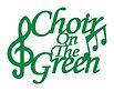 Choir On The Green Logo