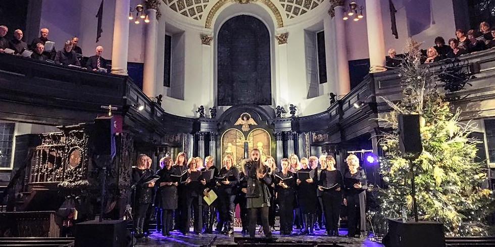 St Clement Danes Christmas Concert