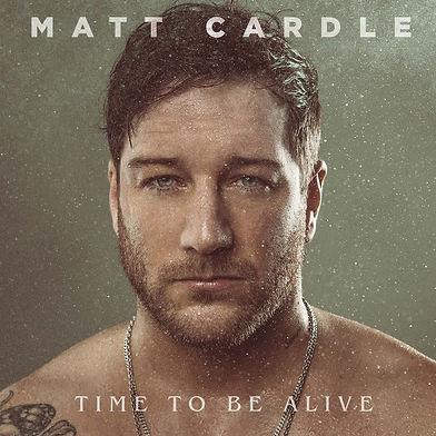 Matt Cardle Album Cover image