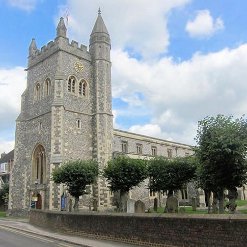 7 Dec - St Mary's Church Old Amersham