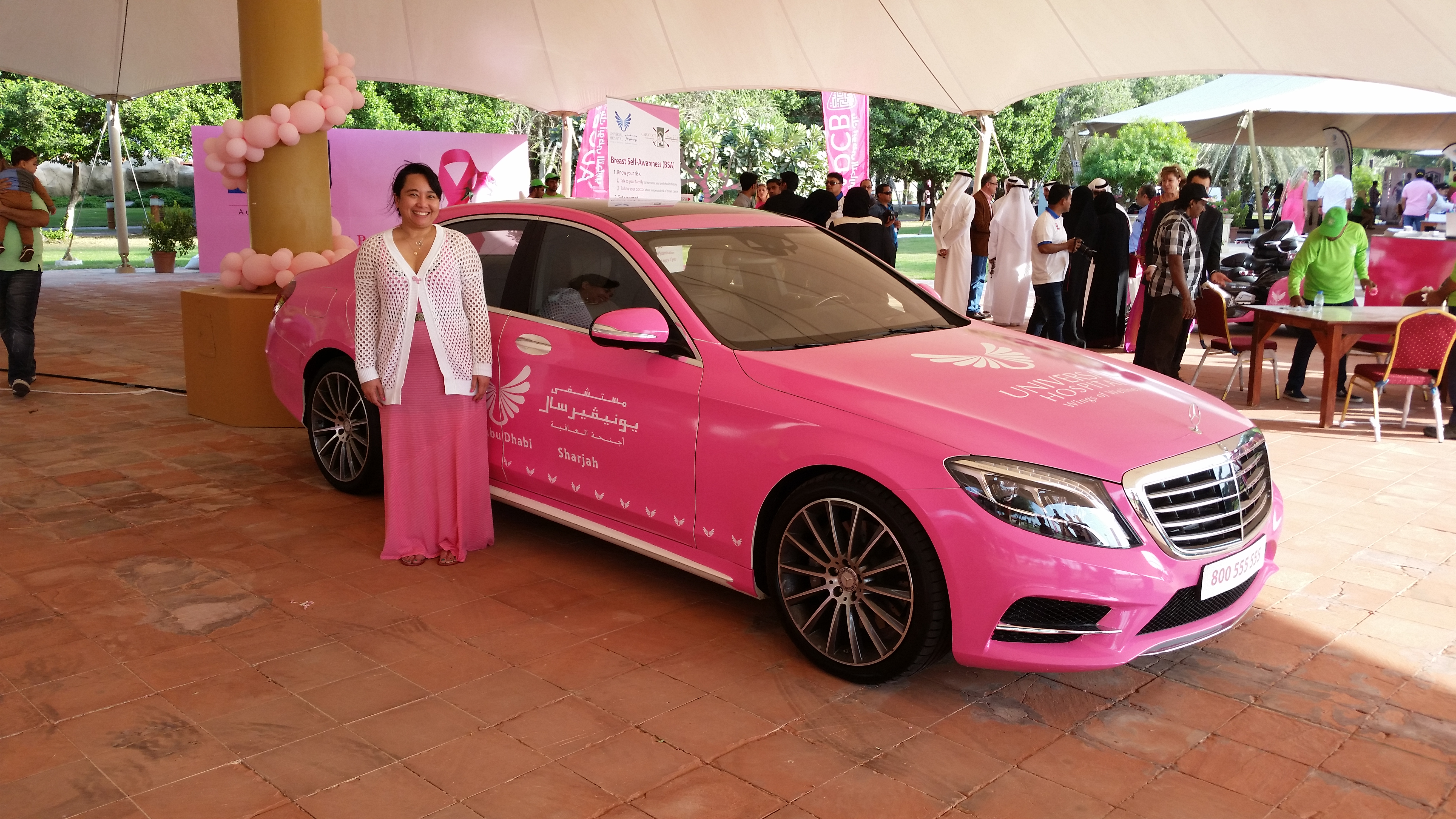 Pink Polo 2015