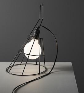 Luminária industial
