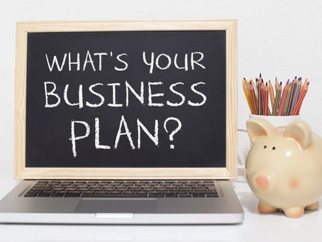 3 Things To Think About When Creating a Business Plan