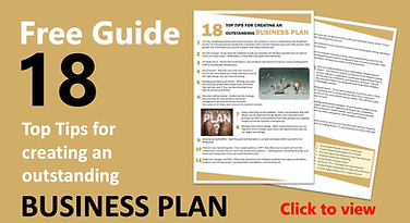 Free 18 Business Plan Top Tips