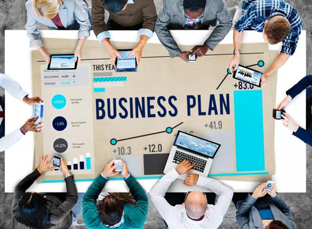 6 Things to Consider When Creating a Business Plan