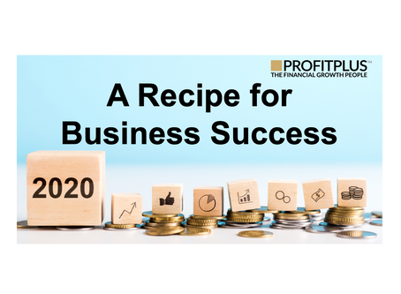 A Recipe For Business Success - Create An Efficient, Thriving, More Profitable Business.