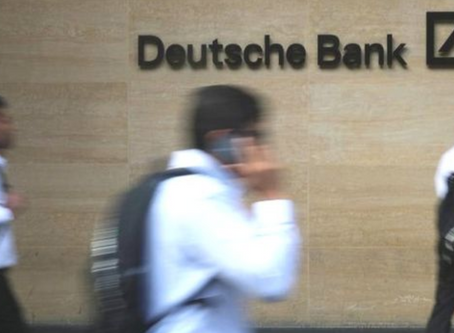 Exit Strategy : Deutsche Bank slashing 18K jobs - an Exit Strategy you would want to avoid.