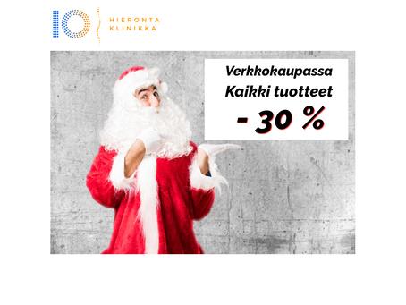 Joulukalenteri 24. luukku