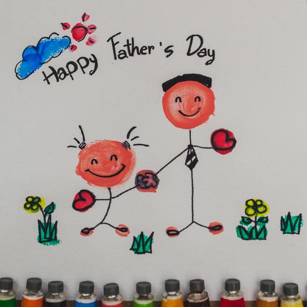 Hyvää isänpäivää toivottaa Hieronta IO-Klinikka