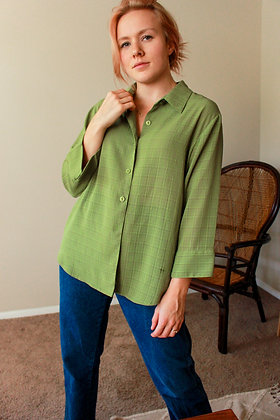 Large going green top
