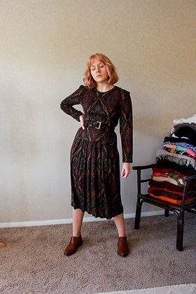 Small moody mama dress