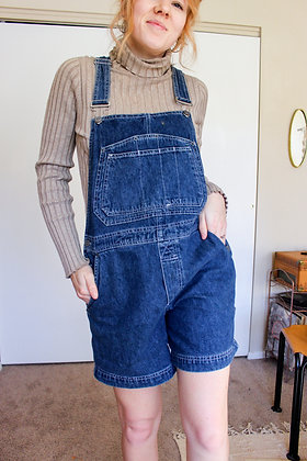 Small 80s Bill Blass shortalls