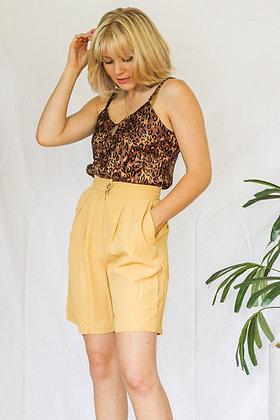 XS/S butter trouser shorts