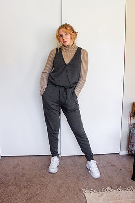 Small sweatshirt jumpsuit