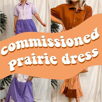 Dress Commission List