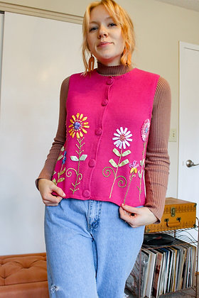 Small garden vest