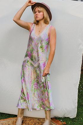 medium garden slip dress