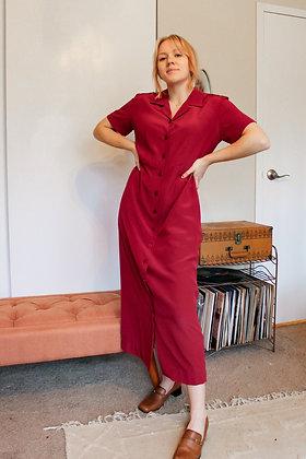 Large 60's dress