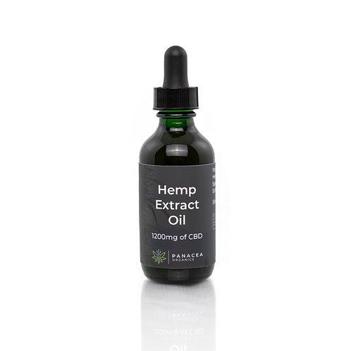 Full Spectrum CBD Oil 2 fl oz 1200 mg