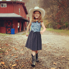 Farmer's Daughter!