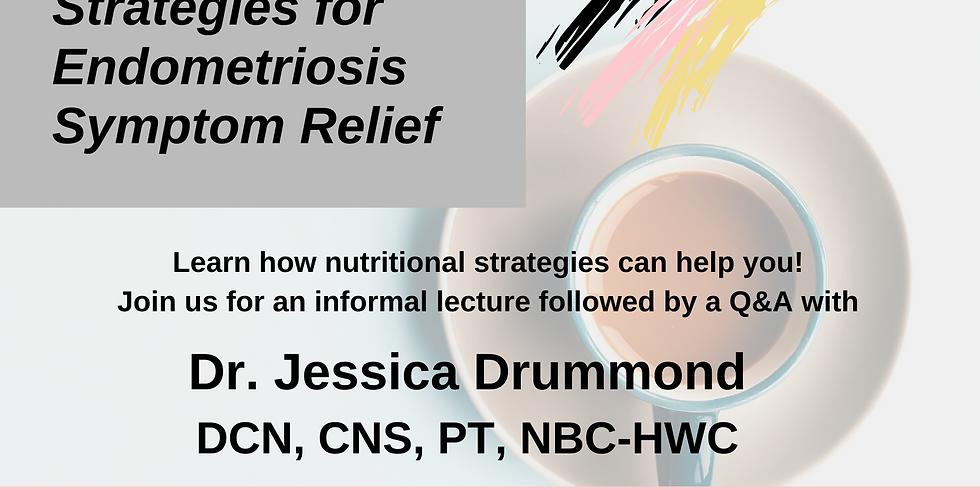 Coffee Talk: Nutrition for Endometriosis