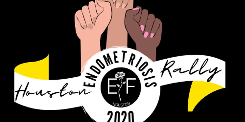 Houston Endometriosis Rally 2020