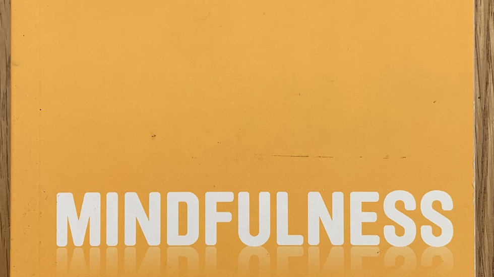 Mindfulness - Gill Hasson