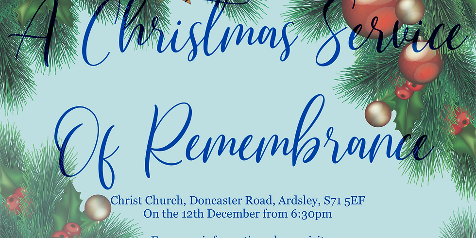 Henry's Hope Christmas Service of Remembrance
