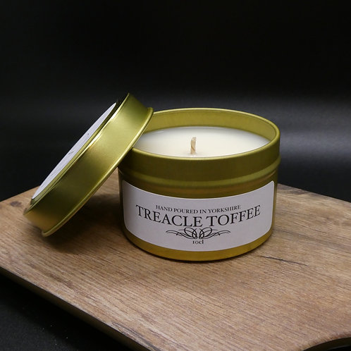 Treacle Toffee Candle 10cl
