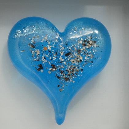 Memorial Resin Heart