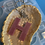 Thumbnail: Resin initial keyring