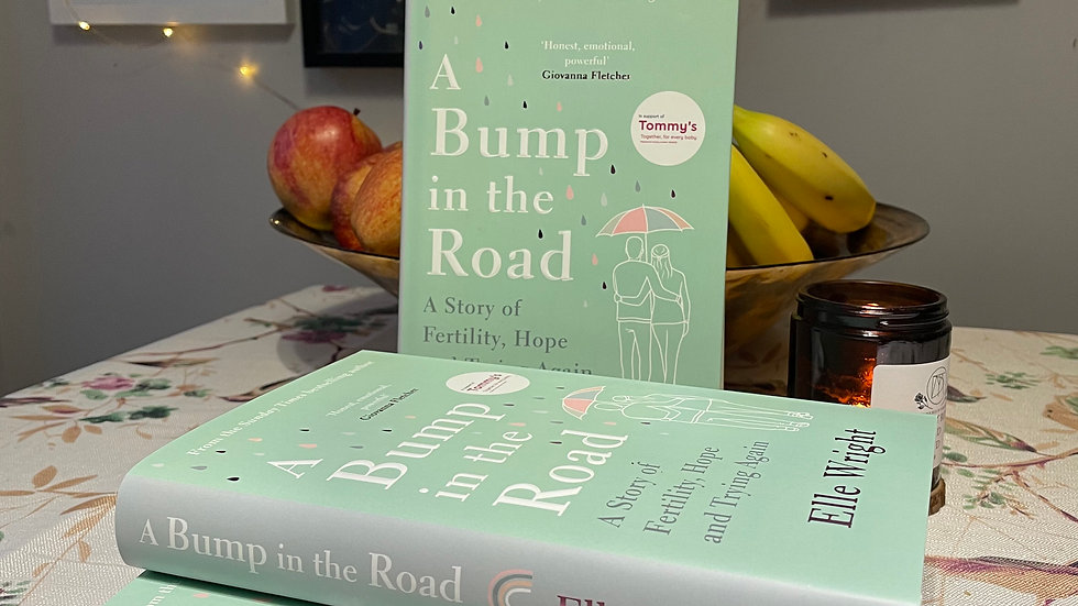 A Bump in the Road -Elle Wright