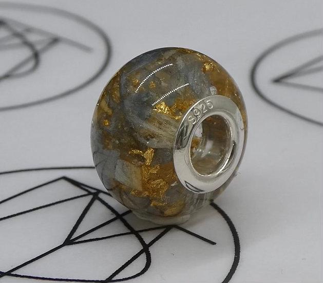 Pandora Style Memorial Bead