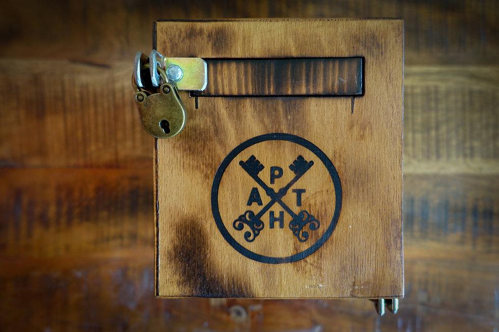 PATH Rätselbox Rätselrallye Open Escape Room