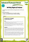 KS3 ENGLISH Writing styles _ purpose BT