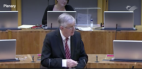 Welsh First Minister, Mark Drakeford - Culling of badgers will not happen in Wales.