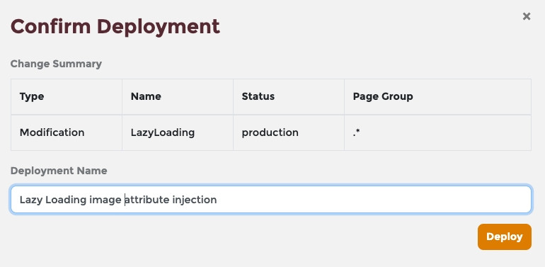 Confirming deployment to the Cloudflare Worker in Spark