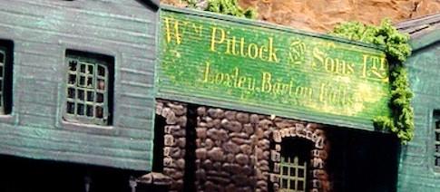 Loxley Barton Falls - part 1 - inspiration