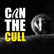 Can The Cull log and badger at night