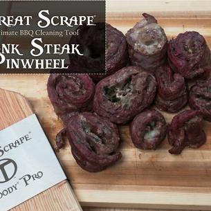 Flank Steak Pinwheels