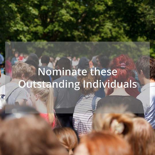 Outstanding Individuals