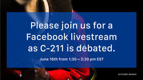 Join C-211 Debate Friday