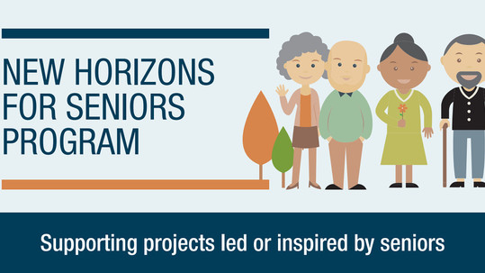 New Horizons for Seniors Program