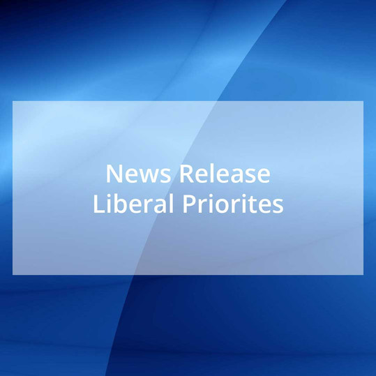 Liberal priorities do not include Softwood Lumber and Trans-Pacific Partnership agreements