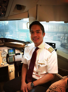 Story about Captain Romeo Anchetta