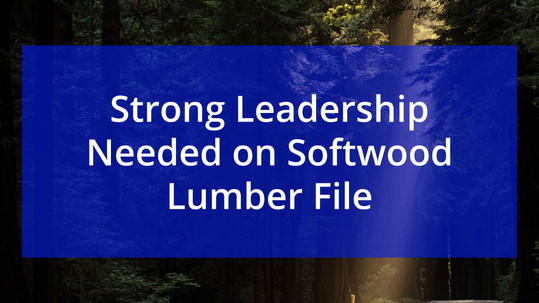 Softwood Lumber File