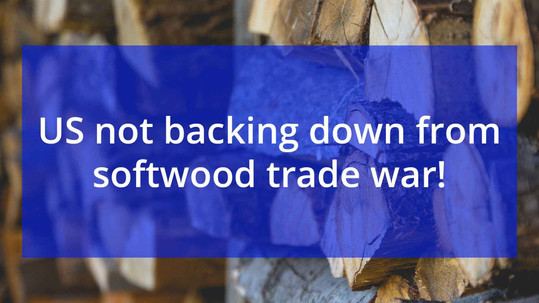 Softwood Trade War